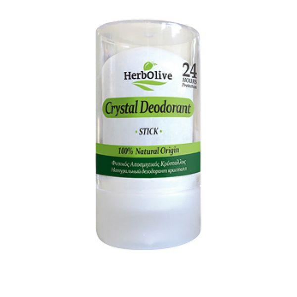 Body Care HerbOlive Body Deodorant Crystal Stick
