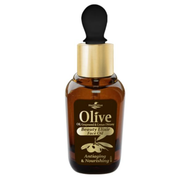Face Care HerbOlive Beauty Elixir Face Oil Antiaging & Nourishing
