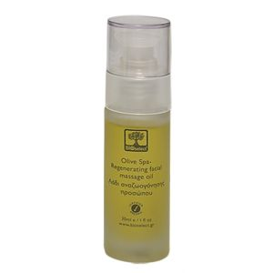 Face Care BIOselect Spa Regenerating Facial Massage Oil