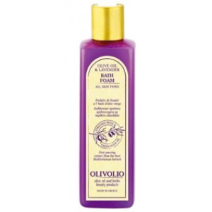 Bath & Spa Care Olivolio Bath Foam Lavender