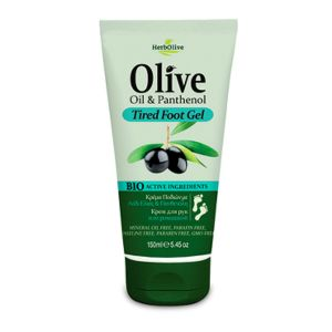Foot Cream HerbOlive Tired Foot Gel