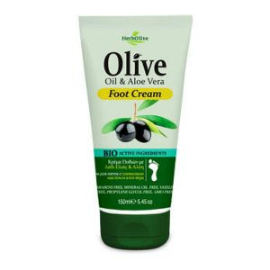 Foot Cream HerbOlive Foot Care Cream Aloe