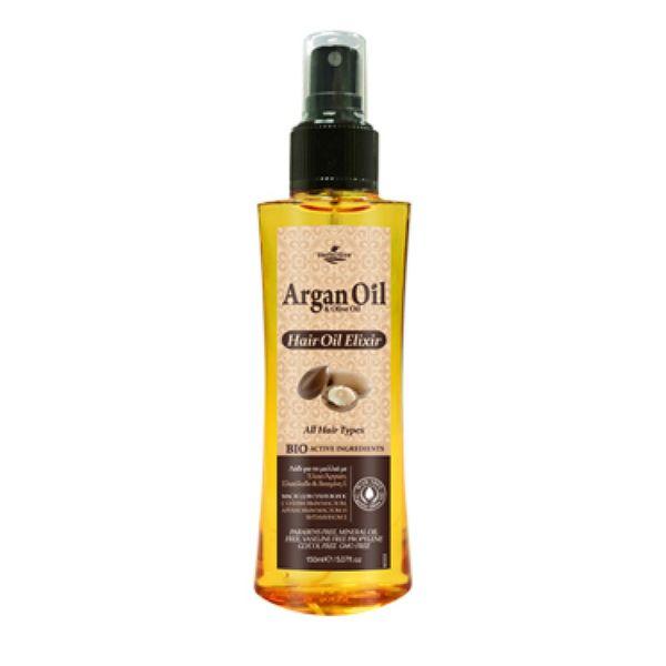 Hair Care HerbOlive Argan Oil Hair Elixir