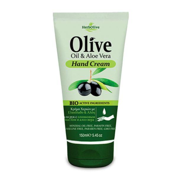 Hand Cream Herbolive Hand Cream Aloe