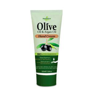 Hand Cream HerbOlive Hand Cream Argan Oil