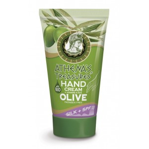 Hand Cream Athena's Treasures Hand Cream Silk