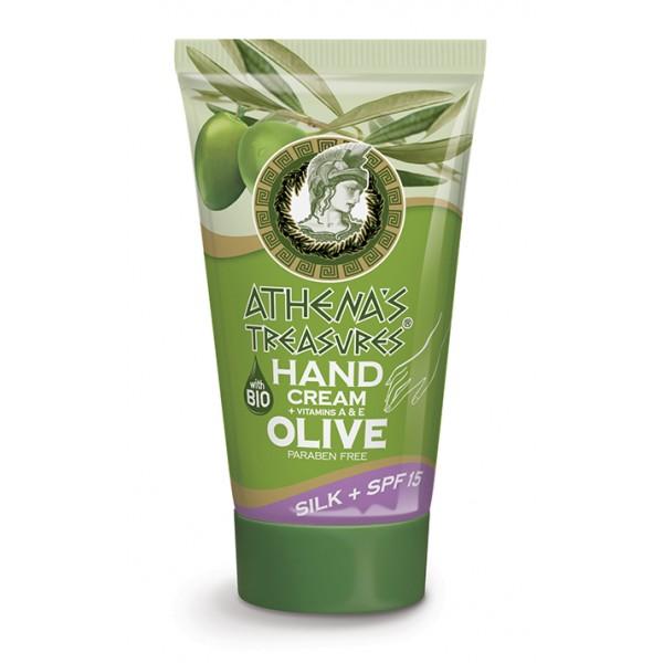 Hand Cream Athena's Treasures Hand Cream Silk