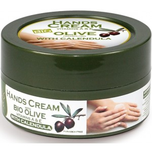 Hand Cream Athena's Treasures Hand Cream with Bio Olive Oil & Calendula