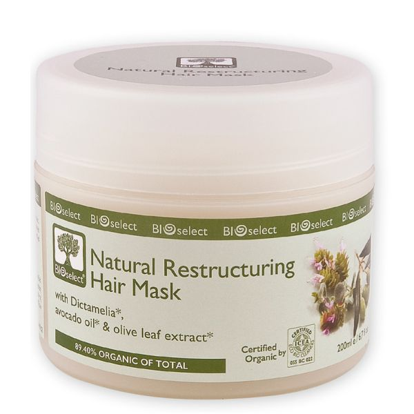 Hair Care BIOselect Natural Restructuring Hair Mask