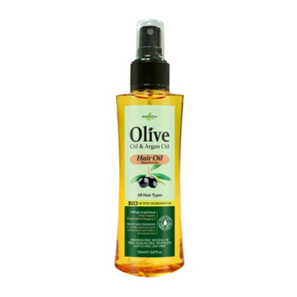 Hair Care HerbOlive Hair Oil With Argan Oil