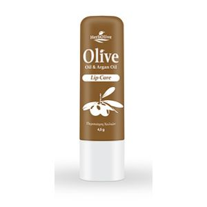 Face Care HerbOlive Lip Balm with Argan Oil