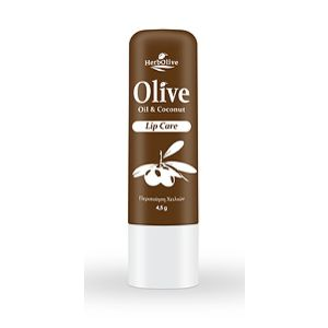 Face Care HerbOlive Lip Balm with Coconut