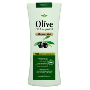 Body Care HerbOlive Shower Gel With Olive Oil & Argan Oil