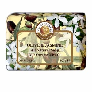 Regular Soap Venus Secrets Triple-Milled Soap Olive & Jasmine (Wrapped)