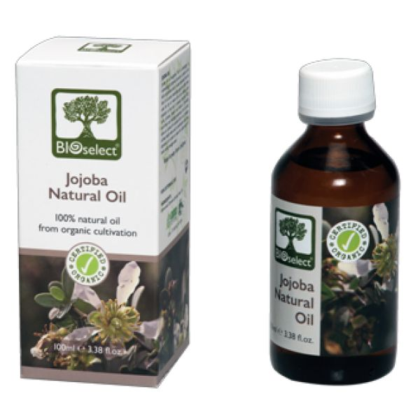 Bath & Spa Care BIOselect Jojoba Natural oil