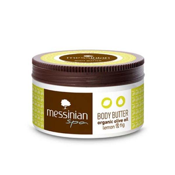 Body Butter Messinian Spa Body Butter Lemon & Fig