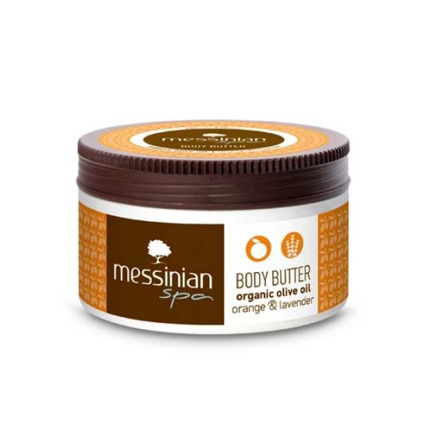 Body Butter Messinian Spa Body Butter Orange & Lavender