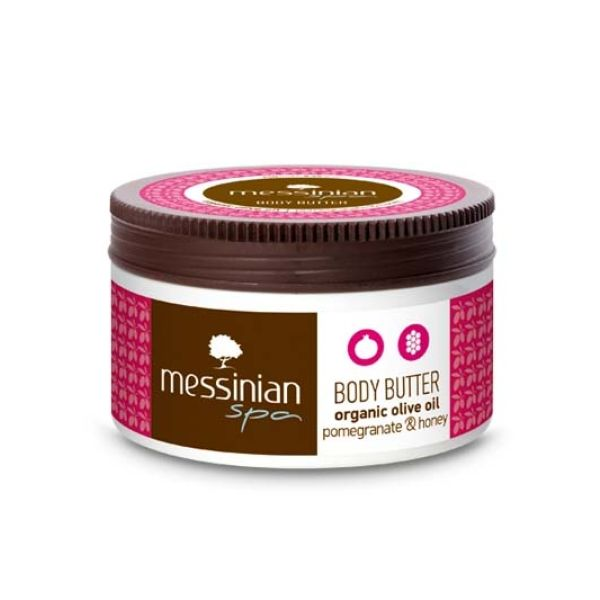 Body Butter Messinian Spa Body Butter Pomegranate & Honey