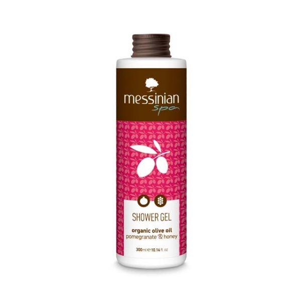 Body Care Messinian Spa Shower Gel Pomegranate & Honey