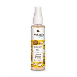 Body Care Messinian Spa Hair & Body Mist Coconut & Heliotrope & Vanilla