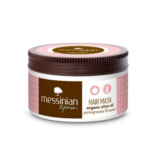 Hair Care Messinian Spa Hair Mask Pomegranate & Laurel