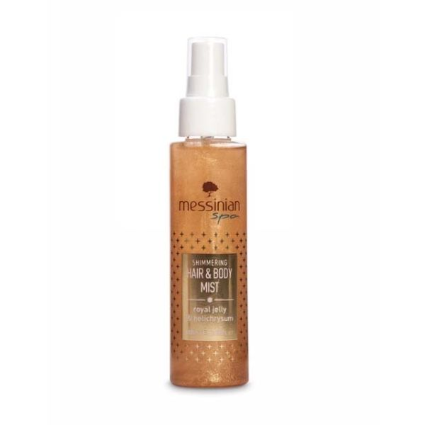 Body Care Messinian Spa Hair & Body Mist Royal Jelly & Helichrysum
