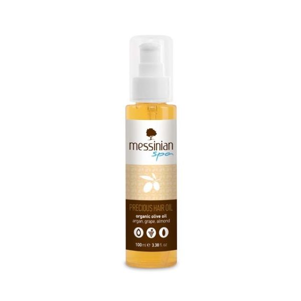Hair Care Messinian Spa Precious Hair Oil Treatment