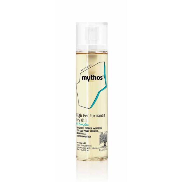 Body Care Mythos High Performance Dry Oil Body & Hair