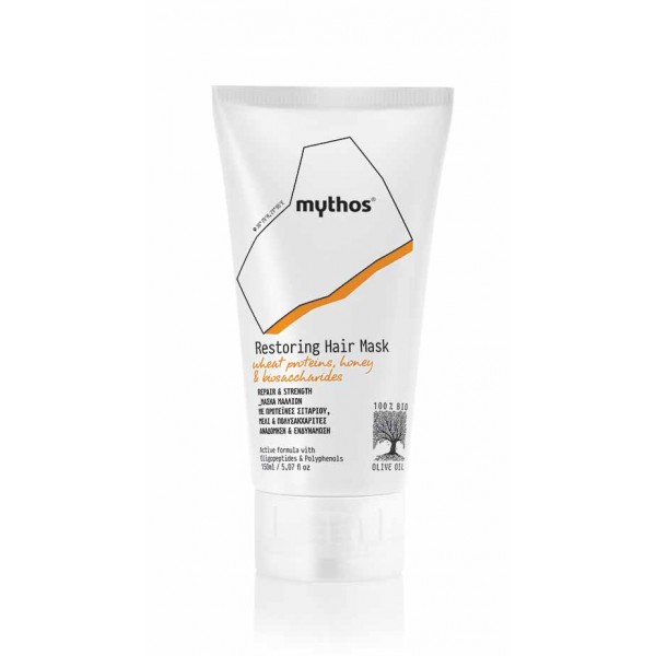 Hair Care Mythos Restoring Hair Mask for Strength & Repair