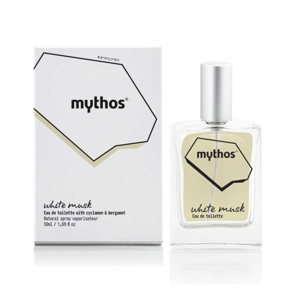 Perfume Mythos Eau de Toilette White Musk