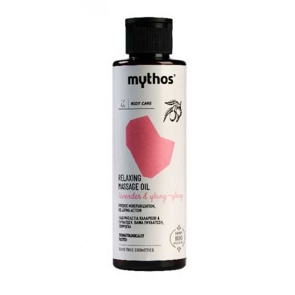 Bath & Spa Care Mythos Relaxing Massage Oil