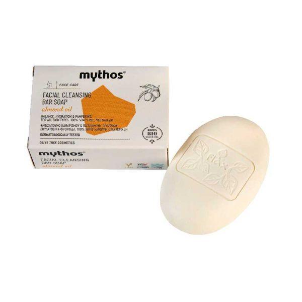 Facial Soap Mythos Facial Cleansing & Balancing Bar Soap
