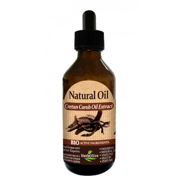 Bath & Spa Care HerbOlive Natural Carob Extract Oil
