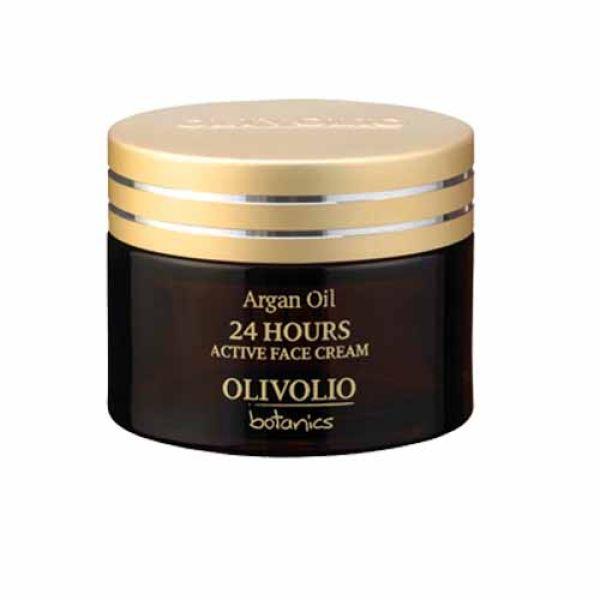 Face Care Olivolio Argan 24hours Active Face Cream