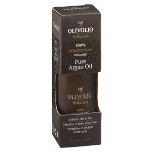 Bath & Spa Care Olivolio Pure Argan Oil for Face – Hair – Body