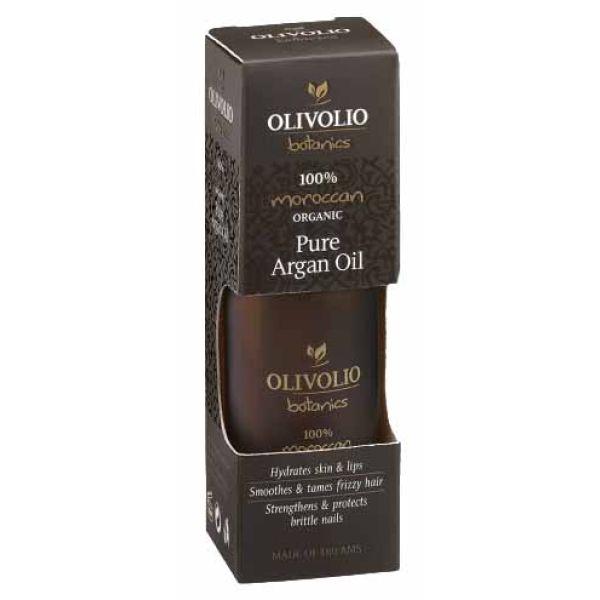 Bath & Spa Care Olivolio Pure Argan Oil for Face – Hair – Body