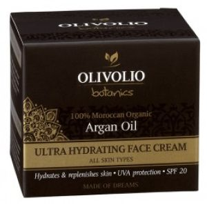 Face Care Olivolio Argan Ultra Hydrating Face Cream