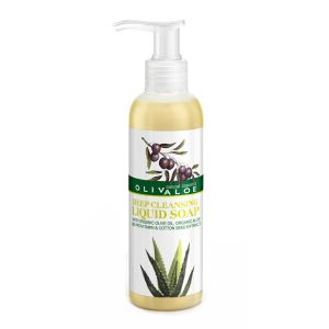 Face Care Olivaloe Deep Cleansing Liquid Soap