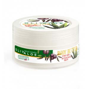 Body Butter Olivaloe Body Butter for Dry & Cracked Skin