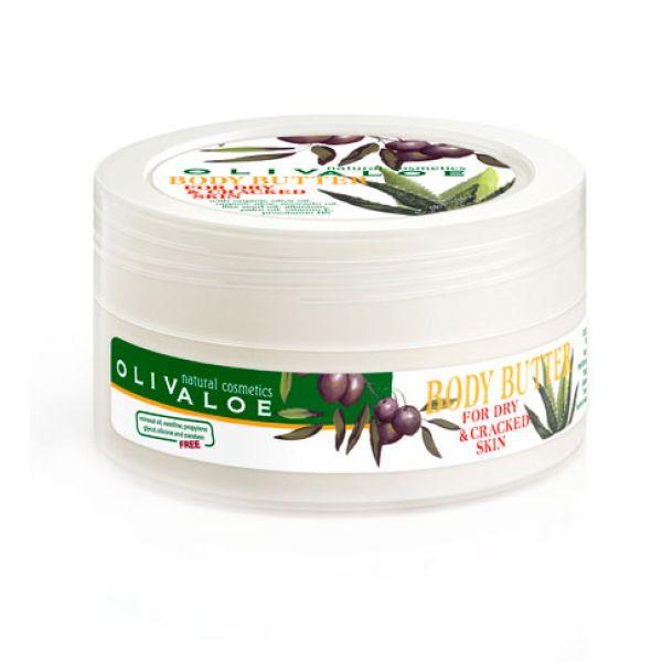 Body Butter Olivaloe Body Butter for Dry & Cracked Skin