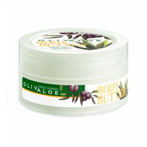 Body Butter Olivaloe Body Butter with Organic Aloe Vera