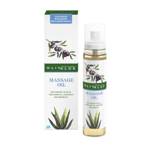 Bath & Spa Care Olivaloe  Massage Oil