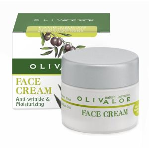 Face Care Olivaloe Face Cream for Oily to Normal Skin
