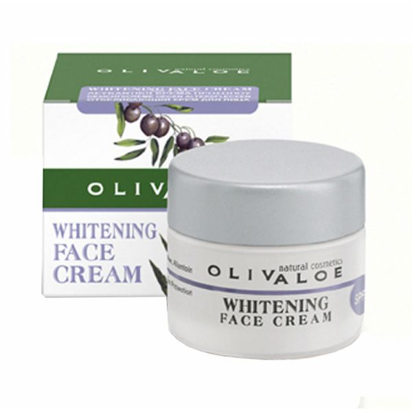 Brightening Cream Olivaloe Whitening Face Cream for Dark Spots & Blemishes