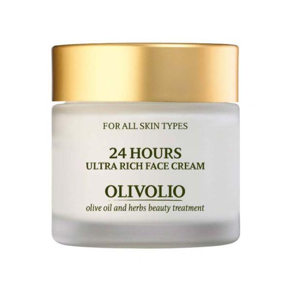 Face Care Olivolio 24hours Ultra Rich Face Cream