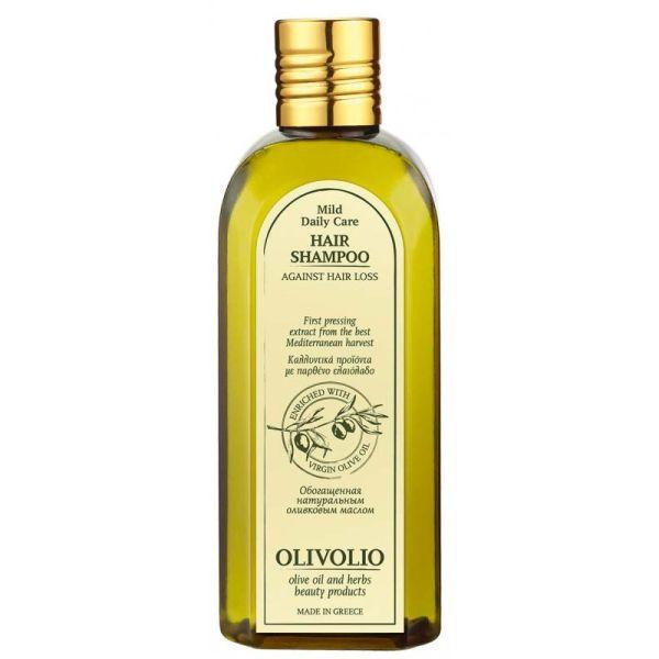 Περιποίηση Μαλλιών Olivolio Σαμπουάν Κατά της Τριχόπτωσης