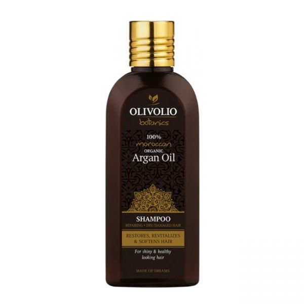 Hair Care Olivolio Argan Shampoo Dry / Damaged Hair