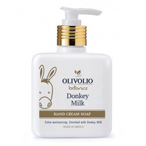 Hand Liquid Soap Olivolio Donkey Milk Hand Cream Soap