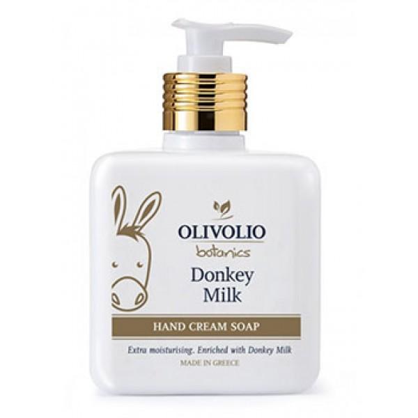Hand Liquid Soap Olivolio Donkey Milk Hand Cream Soap