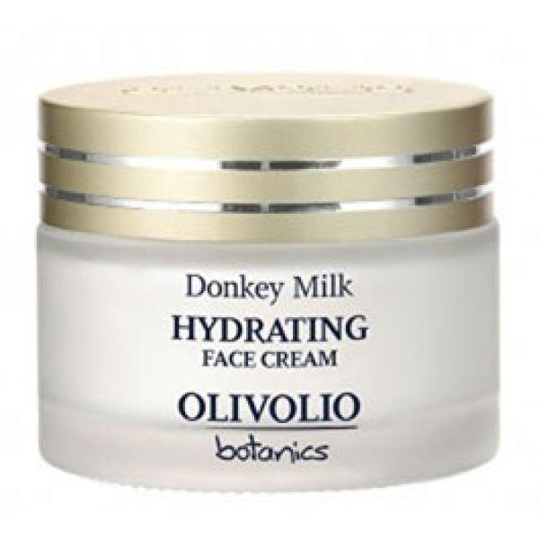 Face Care Olivolio Donkey Milk Hydrating Face Cream